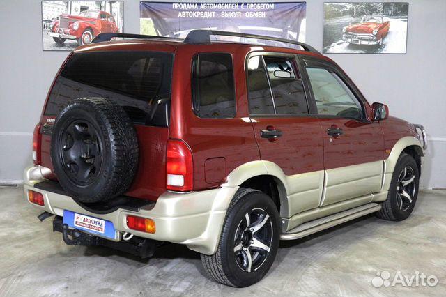 Suzuki Grand Vitara, 2001  89586166269 купить 4