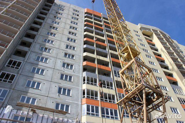 3-к квартира, 59.2 м², 12/17 эт.  89132475399 купить 4