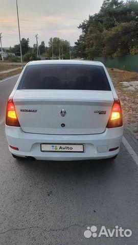 Renault Logan, 2011  89511410004 купить 4