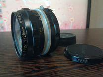 Объектив для никон Nikkor-O 35 mm f 2.0