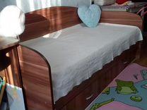Продается кровать+письменный стол