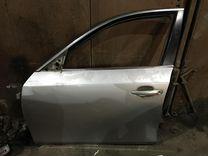 Дверь передняя левая BMW 5er E60 2004 2.2 — Запчасти и аксессуары в Санкт-Петербурге