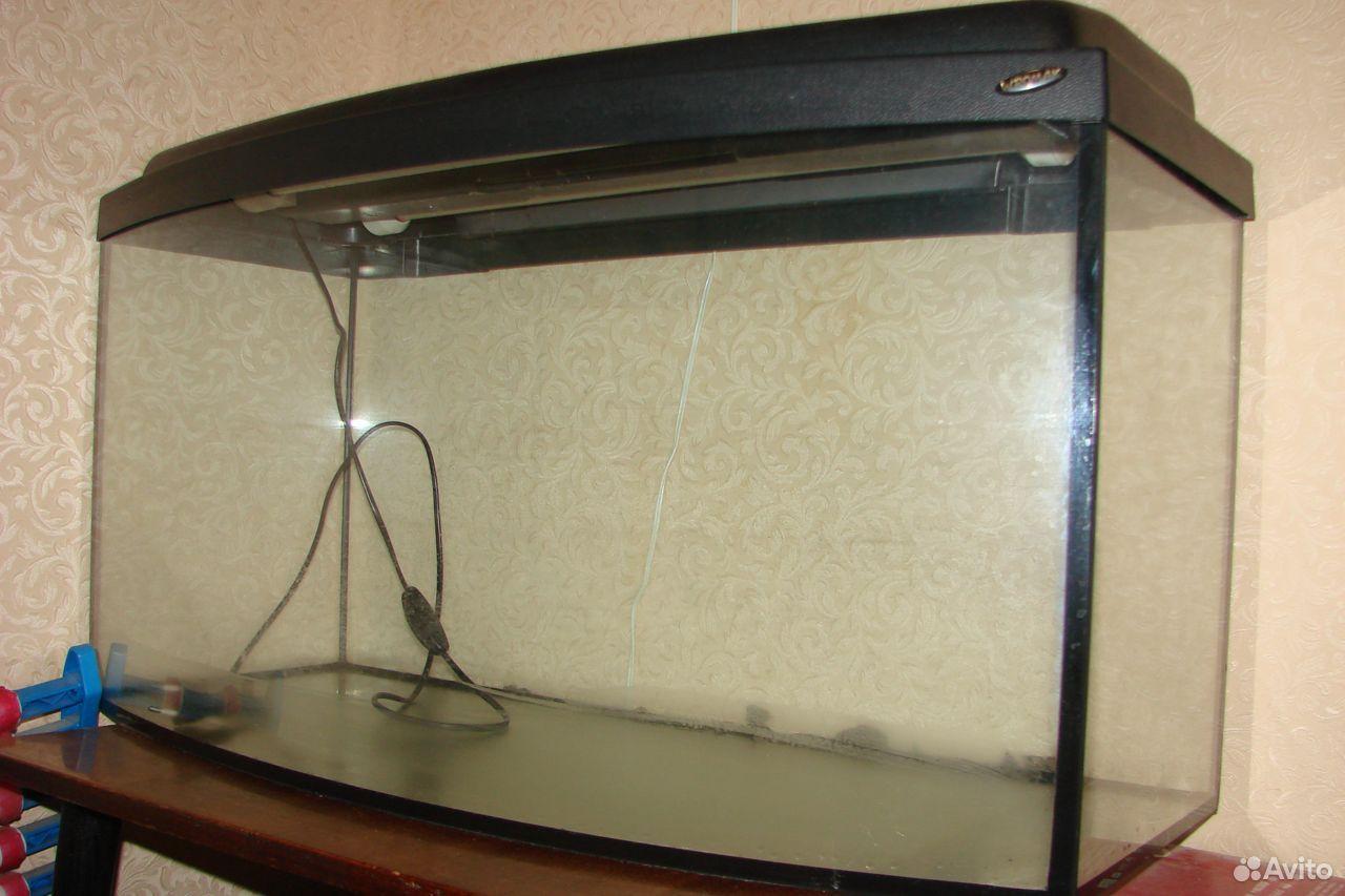 Аквариум польский 100 л  89129553856 купить 2