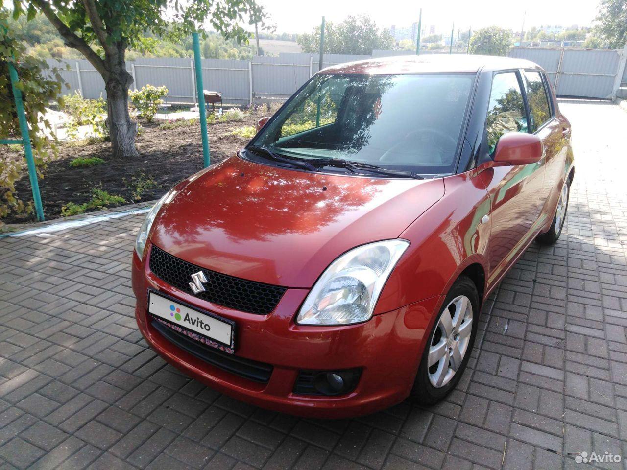 Suzuki Swift, 2007  89606361352 купить 1