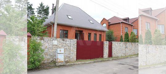 Коттедж 282 м² на участке 8 сот. в Воронежской области | Недвижимость | Авито