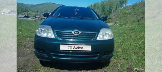 Toyota Corolla, 2005 купить в Республике Алтай | Автомобили | Авито