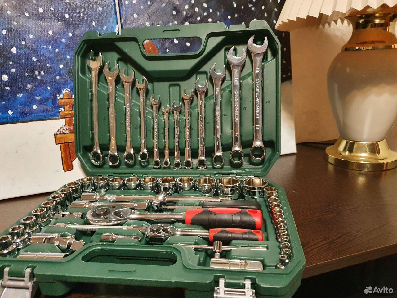Набор инструментов  89802621236 купить 1