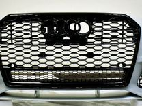 Бампер в стиле RS для audi A6 Ауди А6