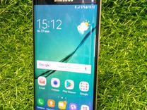 Смартфон SAMSUNG Galaxy S6 Edge 32GB 0(лб80А)