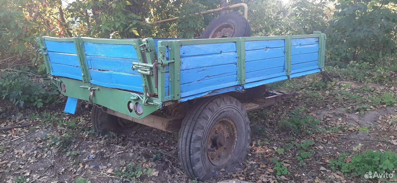 Прицеп для трактора  89208957910 купить 3