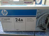 Продам картридж лазерный HP 24A (Q2624A)