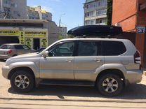 Бокс Магнум на Тойота Ленд Крузер+монтаж — Запчасти и аксессуары в Краснодаре