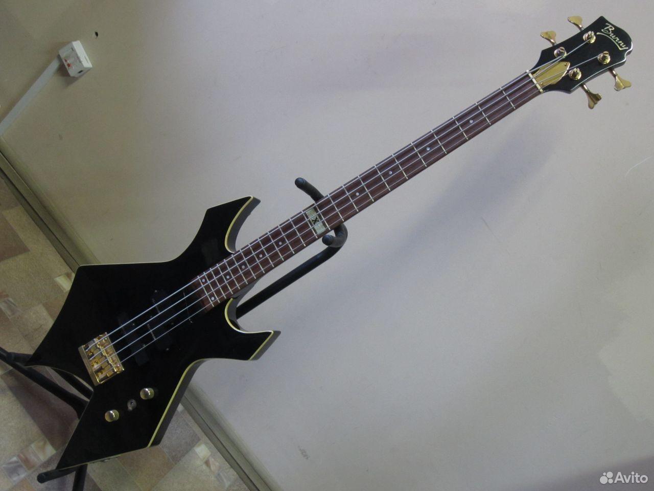 89025069832  Бас-гитара Burny XB-95H (1990х Japan)