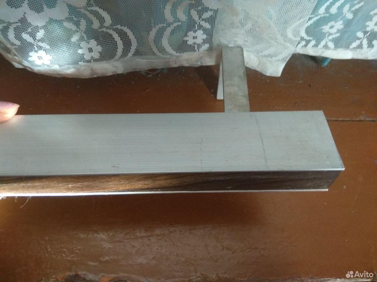 Карниз алюминевый 2,7 м  89603726150 купить 1