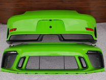 Комплект бамперов Porsche 911 991 GT3 RS