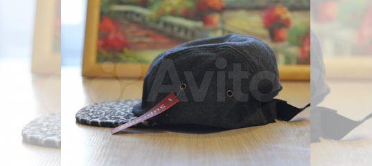 Кепка бейсболка Supreme новая. Темно серая купить в Санкт-Петербурге на  Avito — Объявления на сайте Авито 4760f24886957