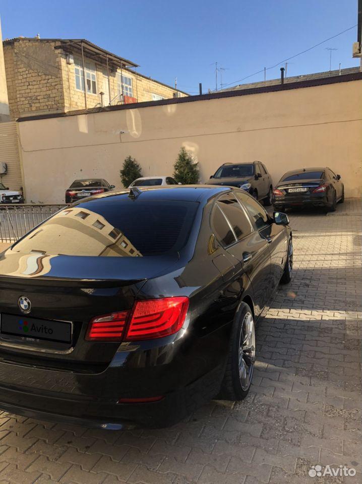 BMW 5 серия, 2010  89640519416 купить 7