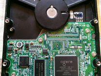 Жёсткий диск 120G — Товары для компьютера в Москве