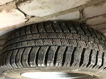 Зимние шины шипованные амтел