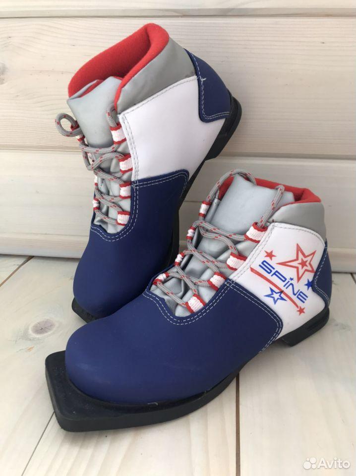 Лыжные ботинки  89581415968 купить 1