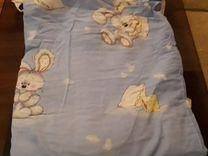 Одеяло, подушка, постельное белье, бортики в крова — Товары для детей и игрушки в Геленджике
