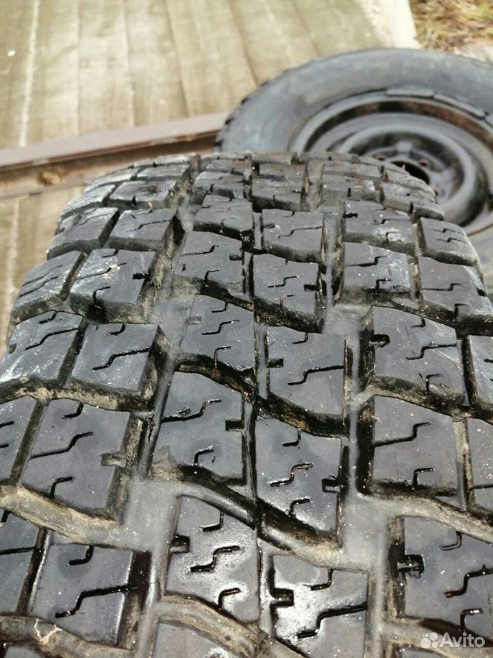 УАЗ колеса