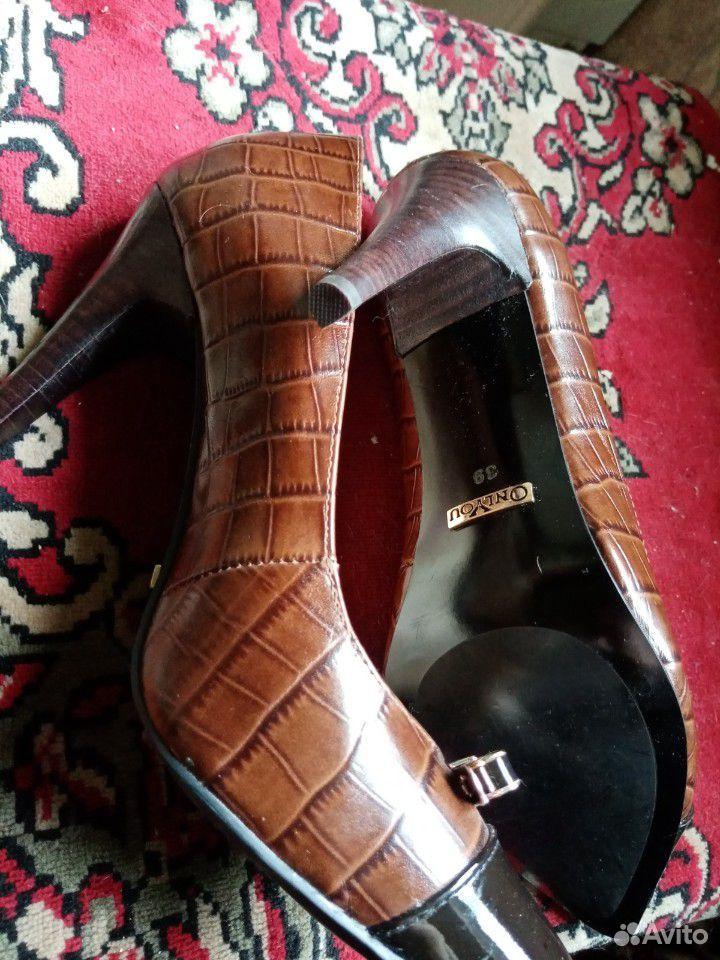Туфли новые 38-39 р  89049907235 купить 2