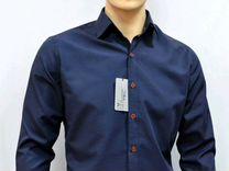 Мужские рубашки от S до 6XL