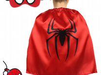 Плащ и маска супергеройские