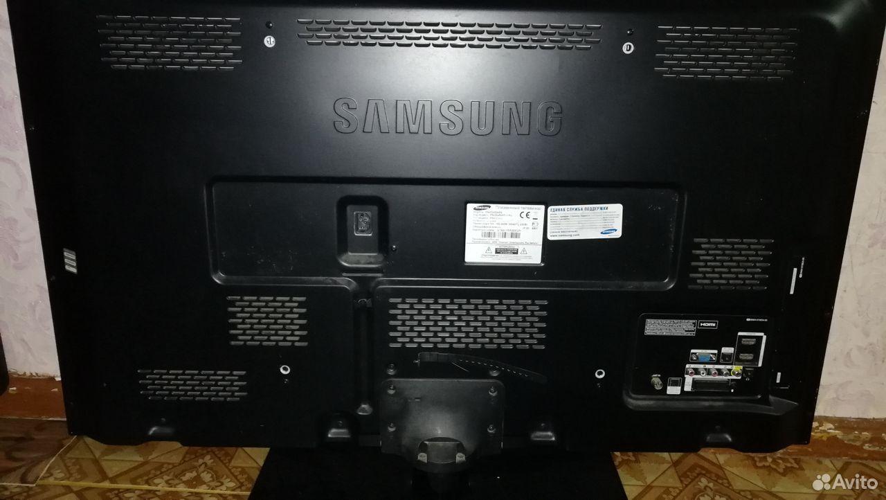 Телевизор плазменный LG PS43D452AW5 на запчасти  89874912179 купить 6
