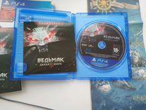 Ведьмак 3 (PS4)