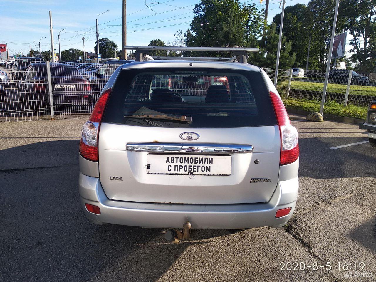 LADA Priora, 2012  88129215176 купить 6