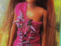 Кукла барби майсин смуглая