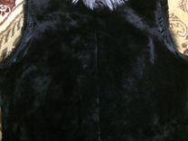 Жилетка мутоновая
