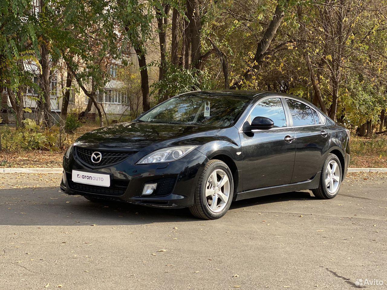 Mazda 6, 2008  89372494444 купить 1