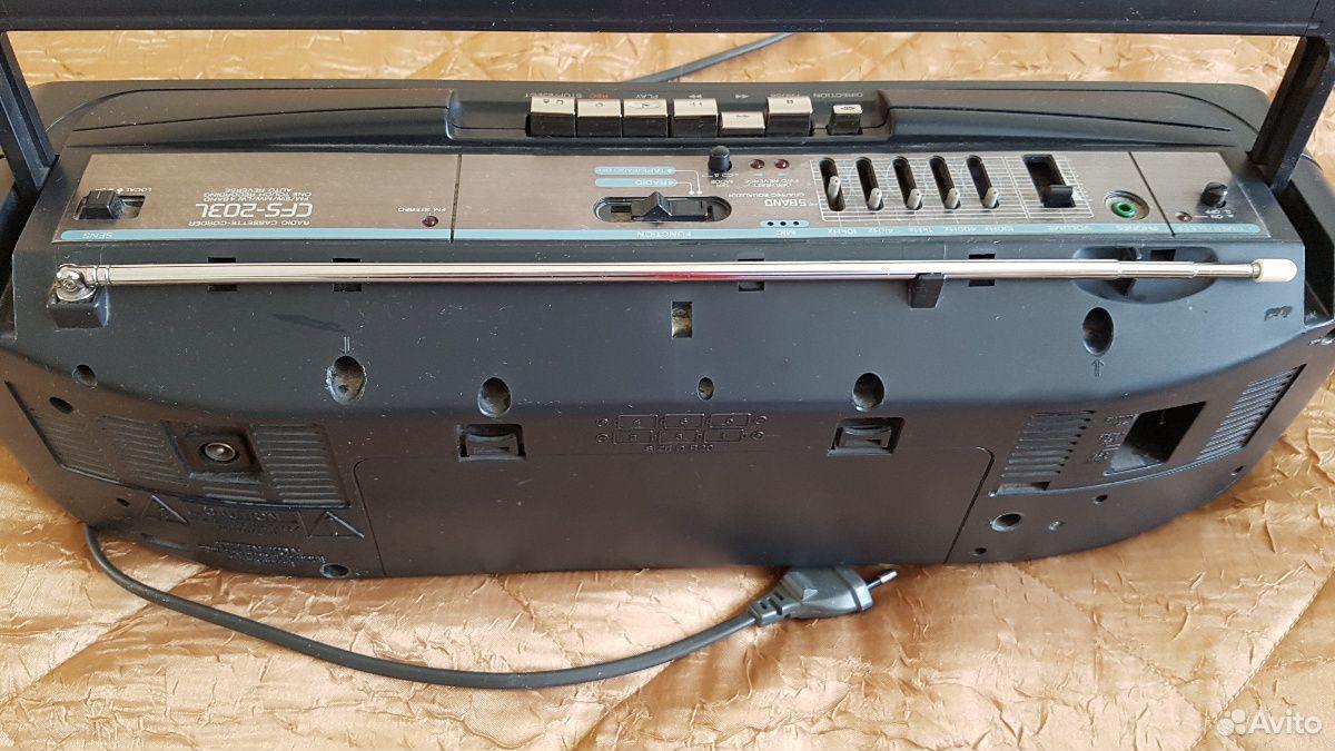 Магнитофон - радио