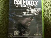 Обменяю игру Call of Duty: Ghost