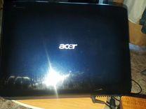 Ноутбук Acer 5530g с дефектом