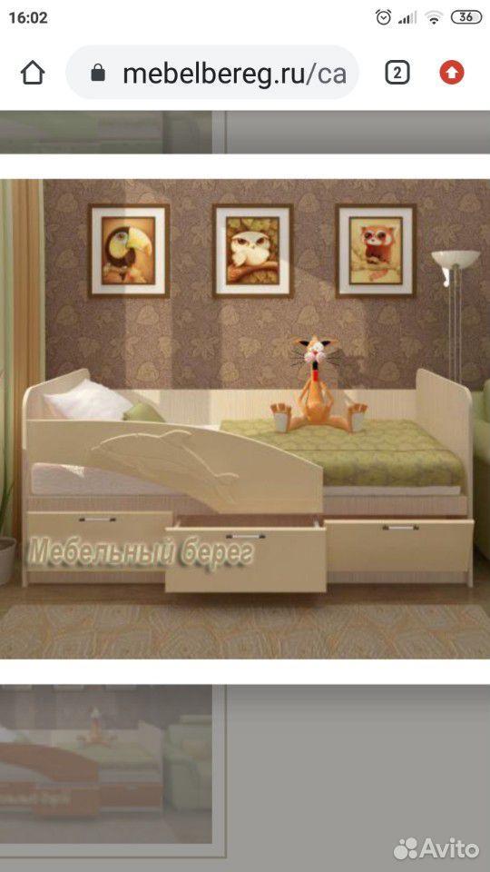Кровать  89125025646 купить 1
