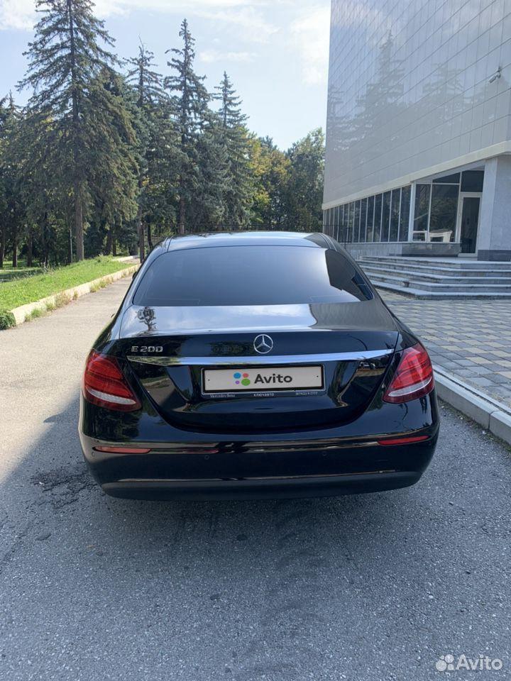 Mercedes-Benz E-класс, 2016  89287230017 купить 8