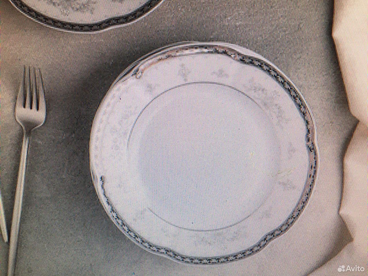 Набор тарелок Польша 89509158637 купить 2