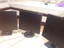 Монитор 19 дюймовые Acer и SAMSUNG