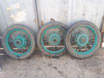 Продам 3 колеса от урала