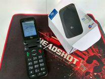 Телефон Fly Ezzy Trendy 3 почти новый