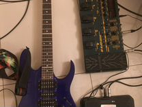 Гитара, процессор,педаль