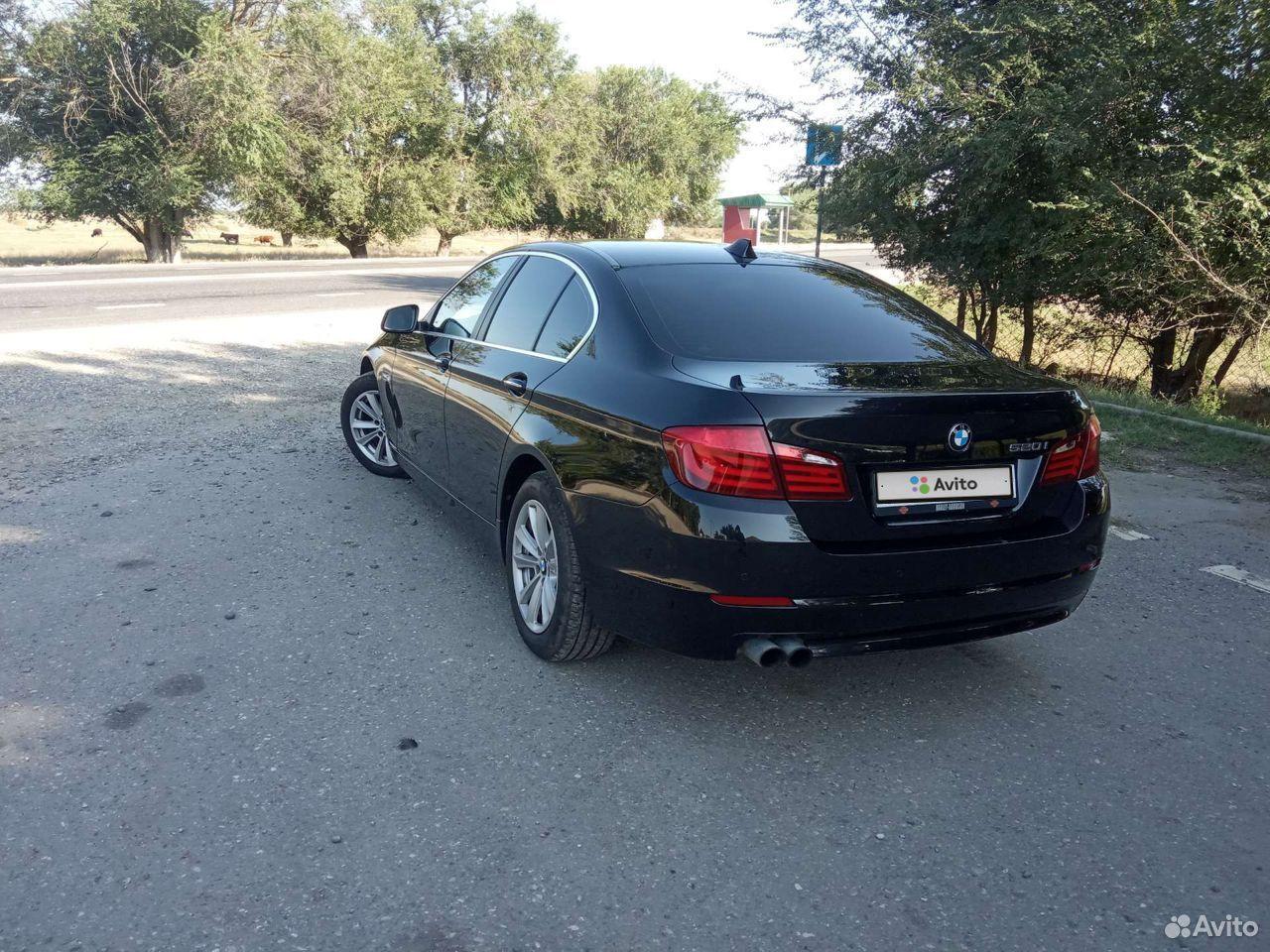 BMW 5 серия, 2013  89898696748 купить 5
