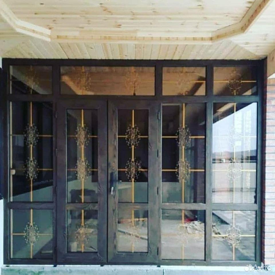 Пластиковый окна двери витражи  89899236863 купить 5