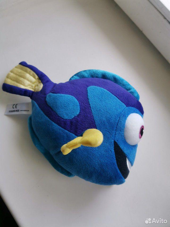 Лицензионная игрушка Дори из В поисках Немо Disney  89637779537 купить 2