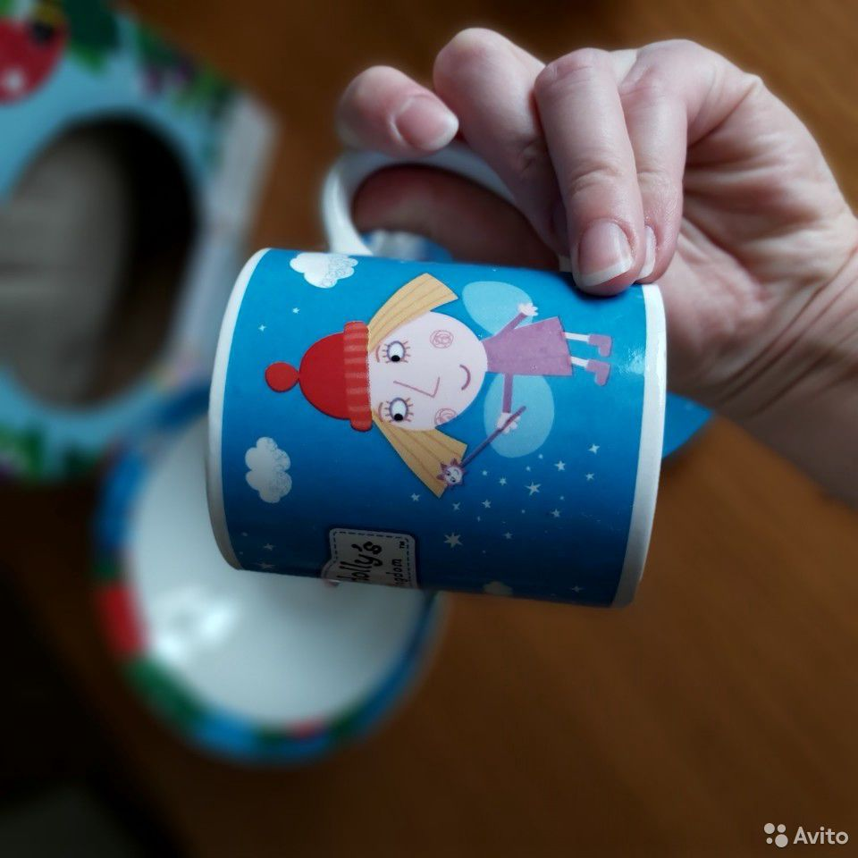 Набор детской посуды (3 предмета)  89173191130 купить 3