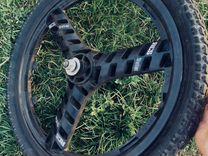 Колесо на промах от BMX